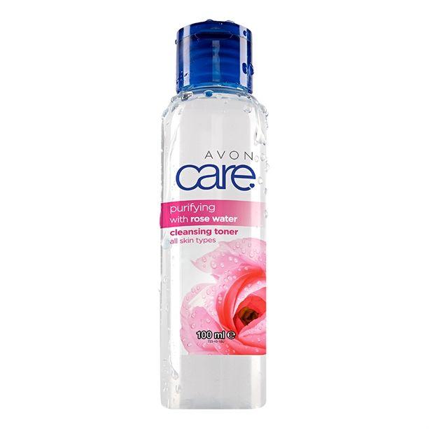 Čistící tonikum s růžovou vodou 100ml