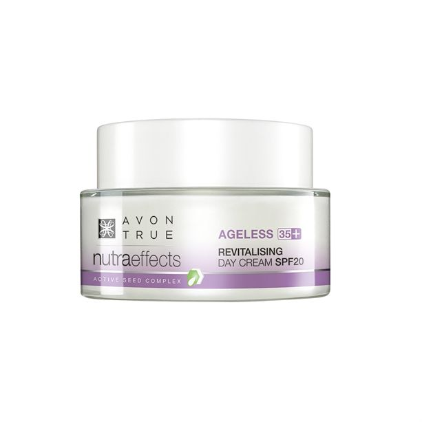 Avon True 35+ Omlazující regenerační denní krém NuttraEffects 50ml