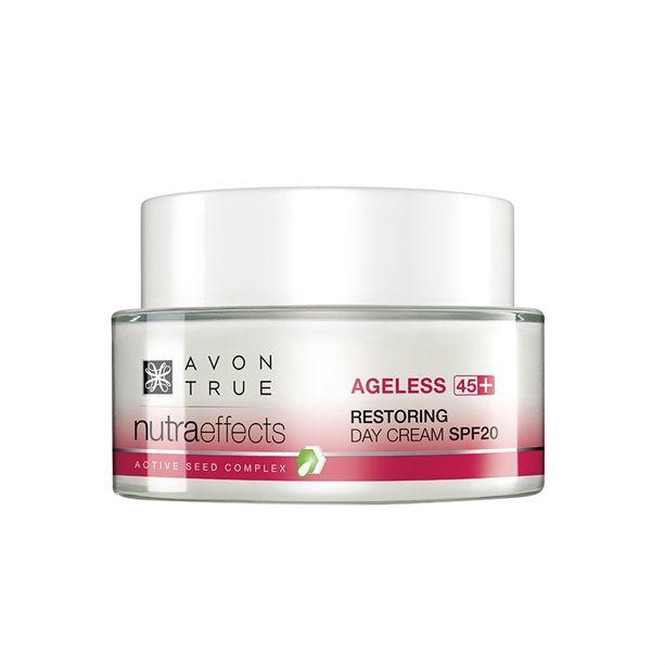 Avon True 45+ Denní krém NuttraEffects s omlazujícím účinkem 50ml
