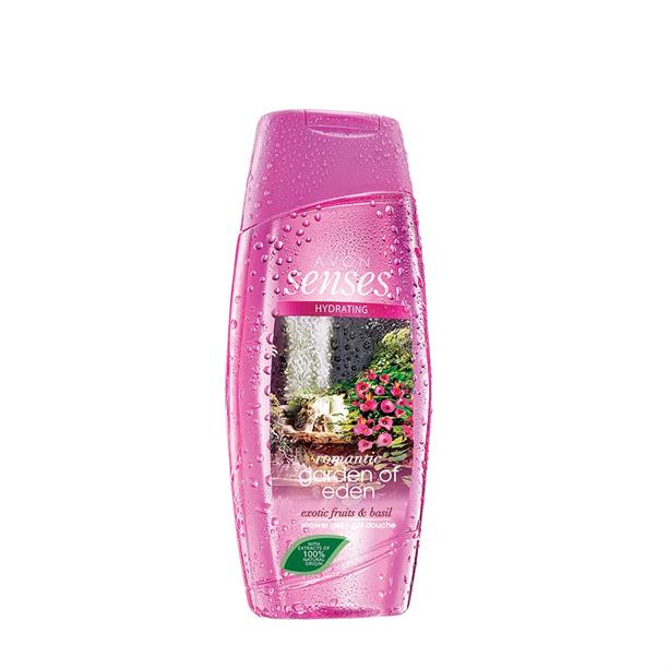 Avon Senses Garden of Eden sprchový gel 250ml - pivoňka,jasmín,pomeranč