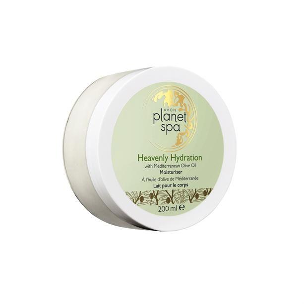 Planet Spa Hydratační tělový krém s olivovým olejem -: 200ml Avon