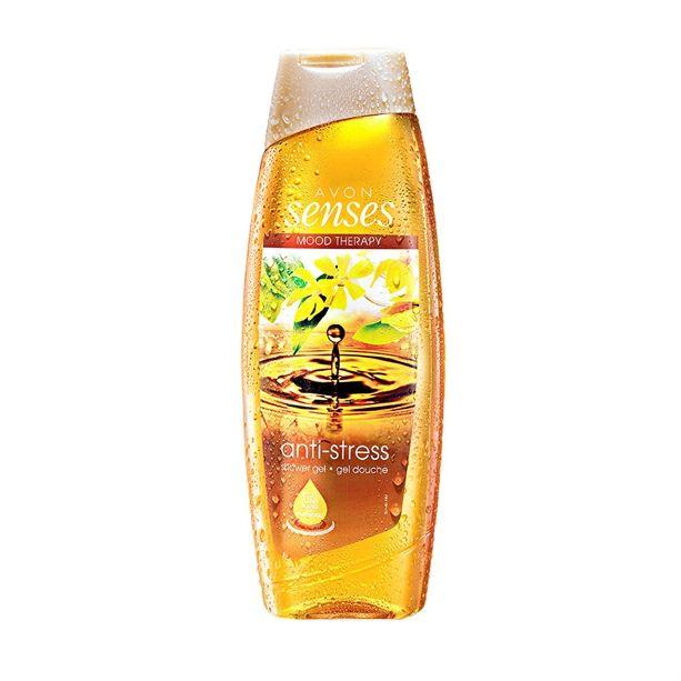 Hydratující sprchový gel Anti-Stress ylang-ylang a pačuli 500ml