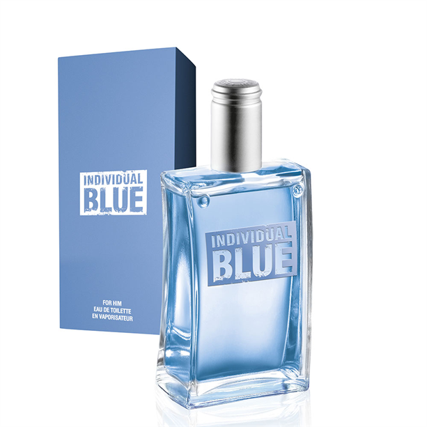 INDIVIDUAL BLUE for men EDT 100ml