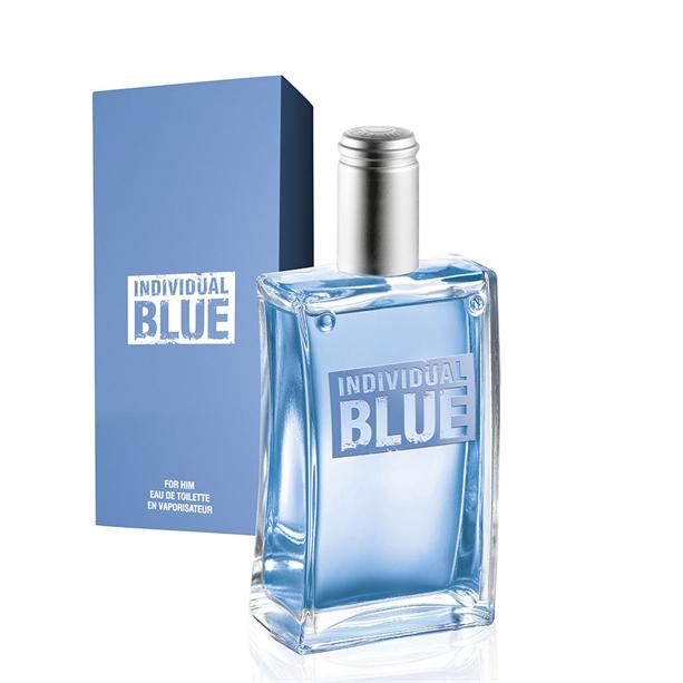 Individual Blue for men pánská toaletní voda 100ml Avon