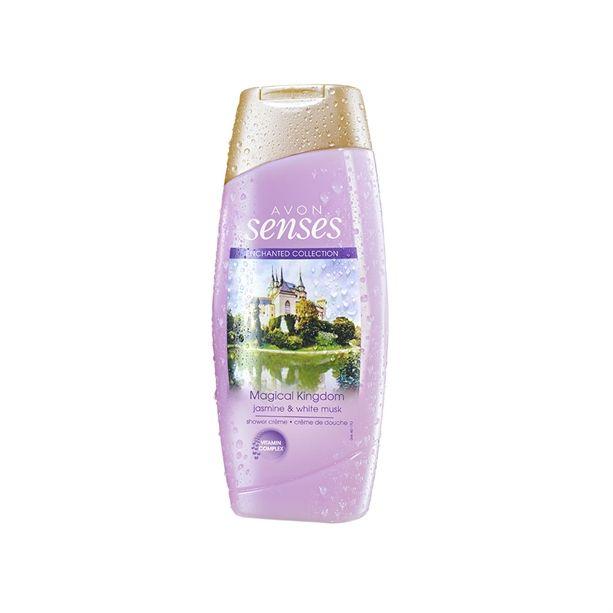 Avon Senses Krémový sprchový gel Magical Kingdom 500ml