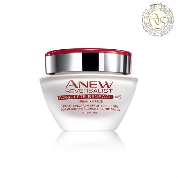 Obnovovací denní krém Anew Reversalist SPF 25 UVA-UVB (renewal day cream) -: 50 ml Avon