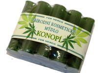 For Merco glycerinové mýdlo vlnka Konopí 100 g