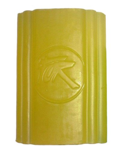 PŘÍRODNÍ KOSMETICKÉ MÝDLO S PUPÁLKOU DVOULETOU z palmového a kokosového oleje 90g varianta žlutá