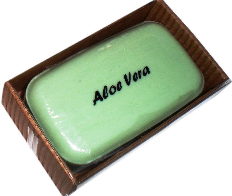 Přírodní mýdlo Aloe Vera 100g na citlivou pokožku For Merco