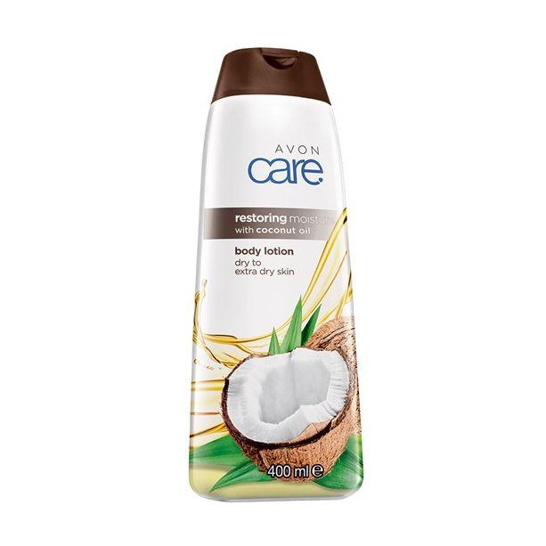Regenerační hydratační tělové mléko s kokosovým olejem 400ml
