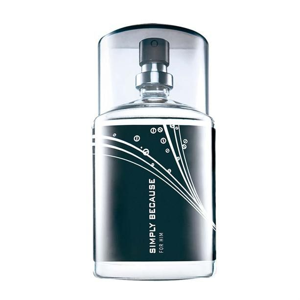Simply Becausy for him EDT 50ml Avon