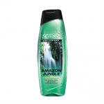 Posilující sprchový gel na vlasy a tělo pro muže AMAZON JUNGLE 500ML