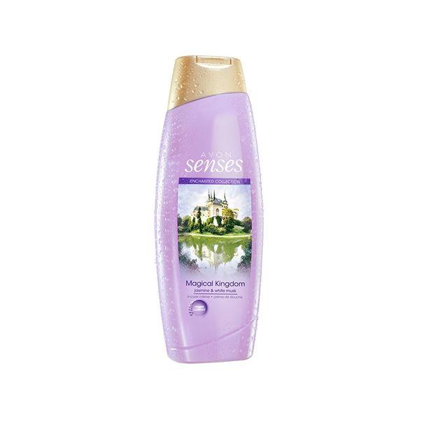 Avon Senses Krémový sprchový gel Magical Kingdom 250ml