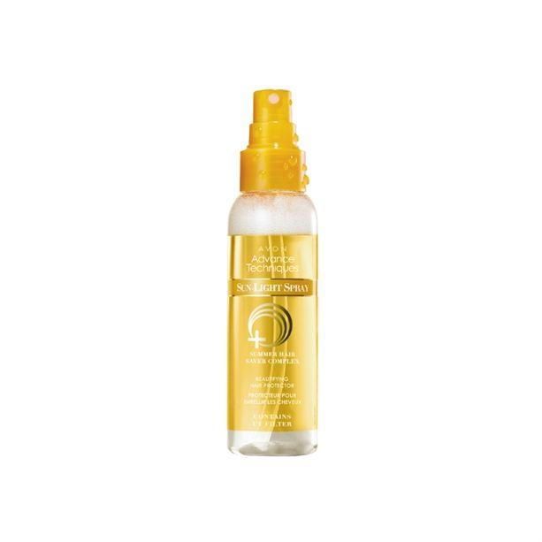 Avon Advance Techniques Sprej na vlasy s UV filtrem 100ml