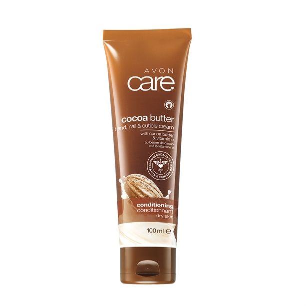 Vyživující krém na ruce s kakaovým máslem a vitaminem E 100ml Avon