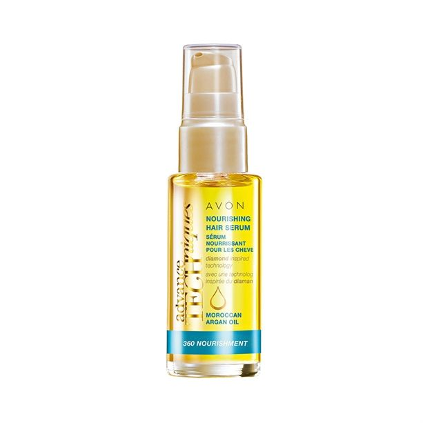 VYŽIVUJÍCÍ SÉRUM NA VLASY AT s marockým arganovým olejem pro všechny typy vlasů 30ml