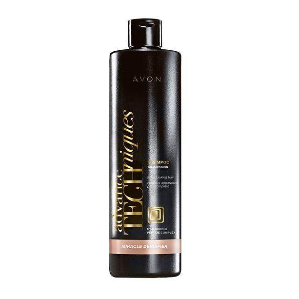 Avon Advance Techniques šampon pro větší objem a hustotu vlasů 400ml