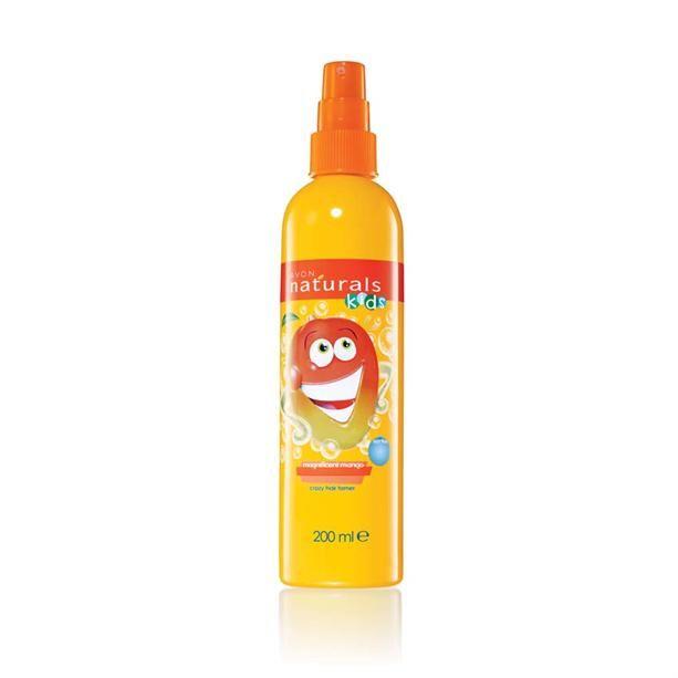 Sprej na usnadnění rozčesávání vlasů s mangem -: 200 ml Avon
