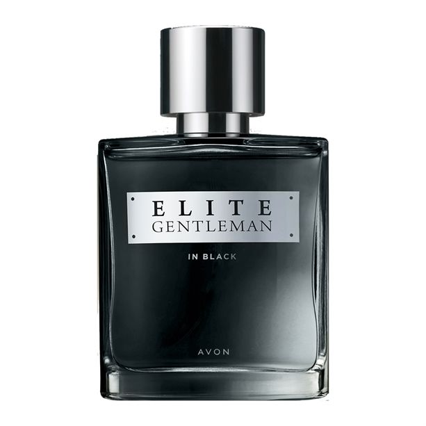 Elite Gentleman In Black EDP for him 75ml - parfémovaná voda pánská Avon