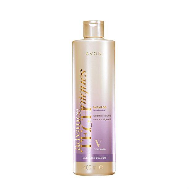 Avon Advance Techniques Šampon pro zvětšení objemu 400ml