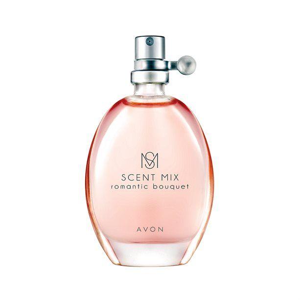 Scent Mix Romantic Bouquet toaletní voda dámská -: 30ml Avon