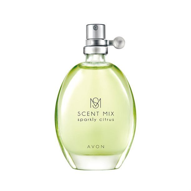 Scent Mix Sparkly Citrus EDT 30ml - vzorek 0,6ml Avon