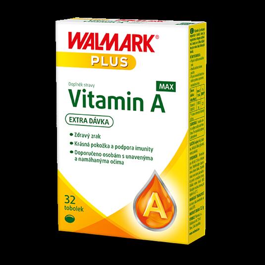 Vitamin A MAX 32 tobolek Walmark