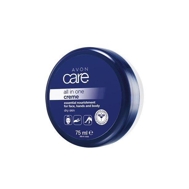 Avon Care Vyživující krém na obličej, ruce a tělo 75ml - s mléčnými proteiny