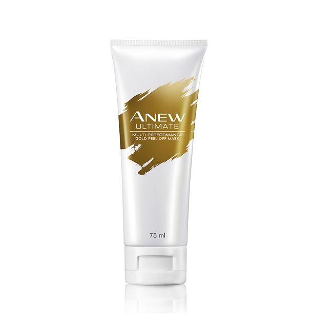 Anew Ultimate Zlatá slupovací pleťová maska 75ml - Multi Performance Gold Peel-Off Mask Avon