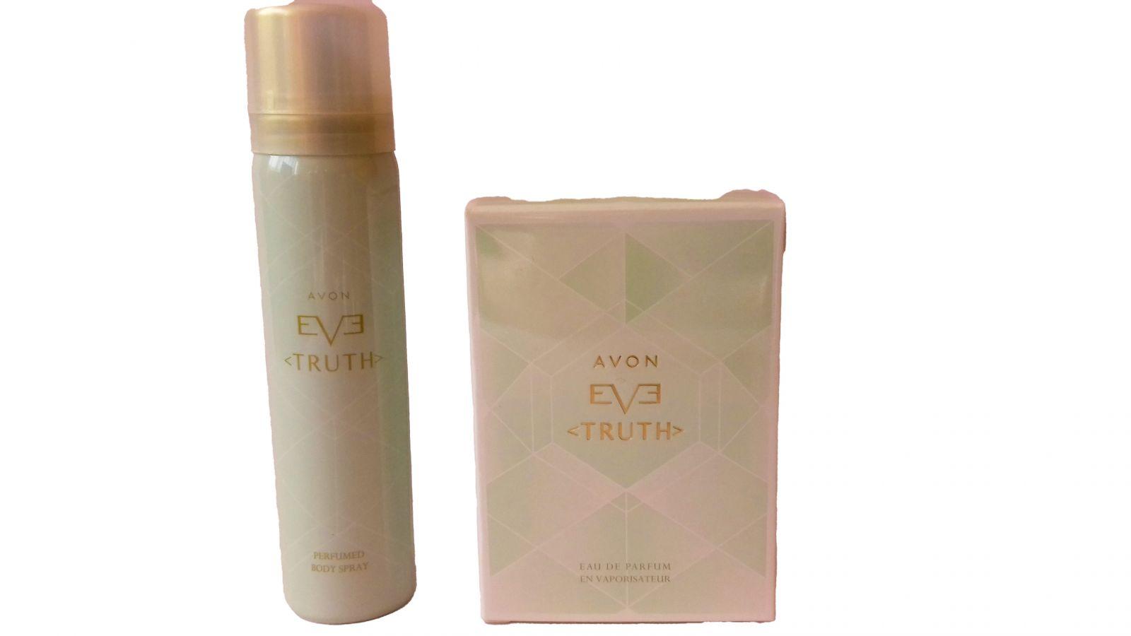 Avon Eve Truth Sada Parfém/tělový sprej