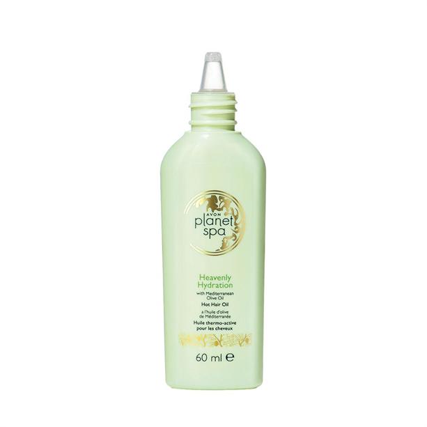 Avon - Naturals - Hydratační vlasová kúra s olivovým olejem - : 60ml