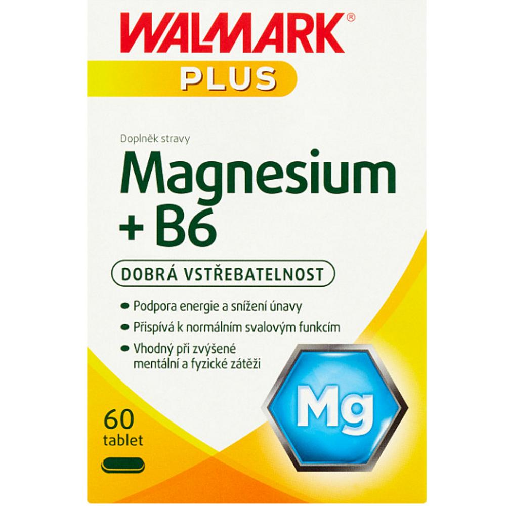 Magnesium + B6 tbl.60 Walmark