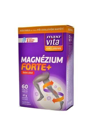 Magnézium forte+ 60 tablet MaxiVita