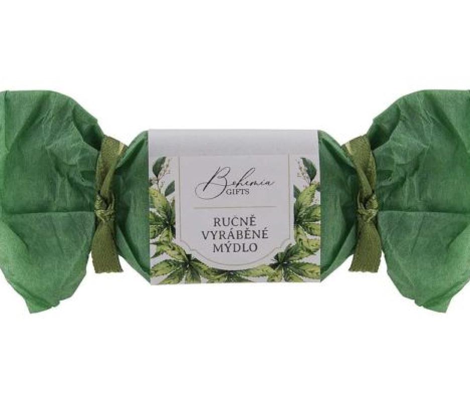Mýdlo konopné ručně vyráběné 30g Bohemia Gifts