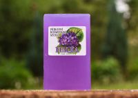 Přírodní kosmetické mýdlo FIALKA