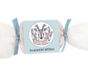Ručně vyráběné mýdlo Krásné vánoce - 30g