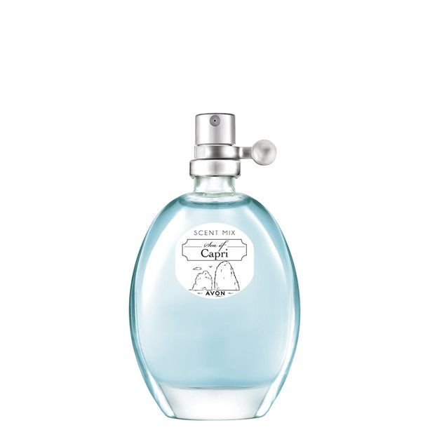 Scent Mix Sea of Capri EDT - : 30ml Avon
