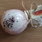 Šumivá bomba do koupele - Vodní meloun - 70g