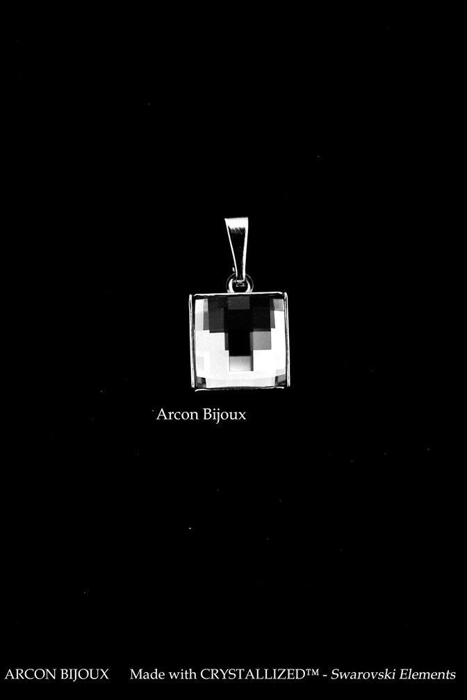 SWAROVSKI přívěsek Chessboard ARCON BIJOUX