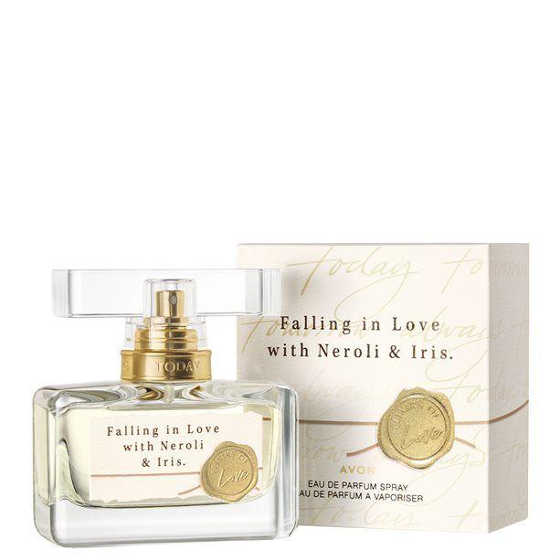 TTA Falling in Love parfémovaná voda dámská -: 30 ml Avon