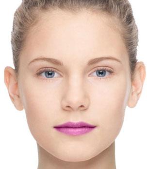 Rtěnka True Colour - Proper Pink - vzorek - 0,6g Avon