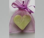 Srdíčko Zelený Čaj 20g lila